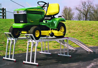 ATV Ramps, Portable Folding Work Platforms